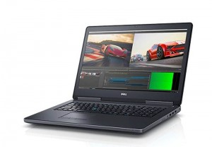 "Dell Precision 7520 i7-7700HQ | 16GB DDR4 | 240GB SSD | 15,6"" IPS FHD 