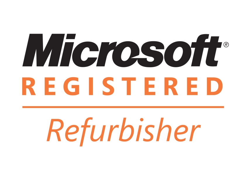 Microsoft Registered Refubrisher